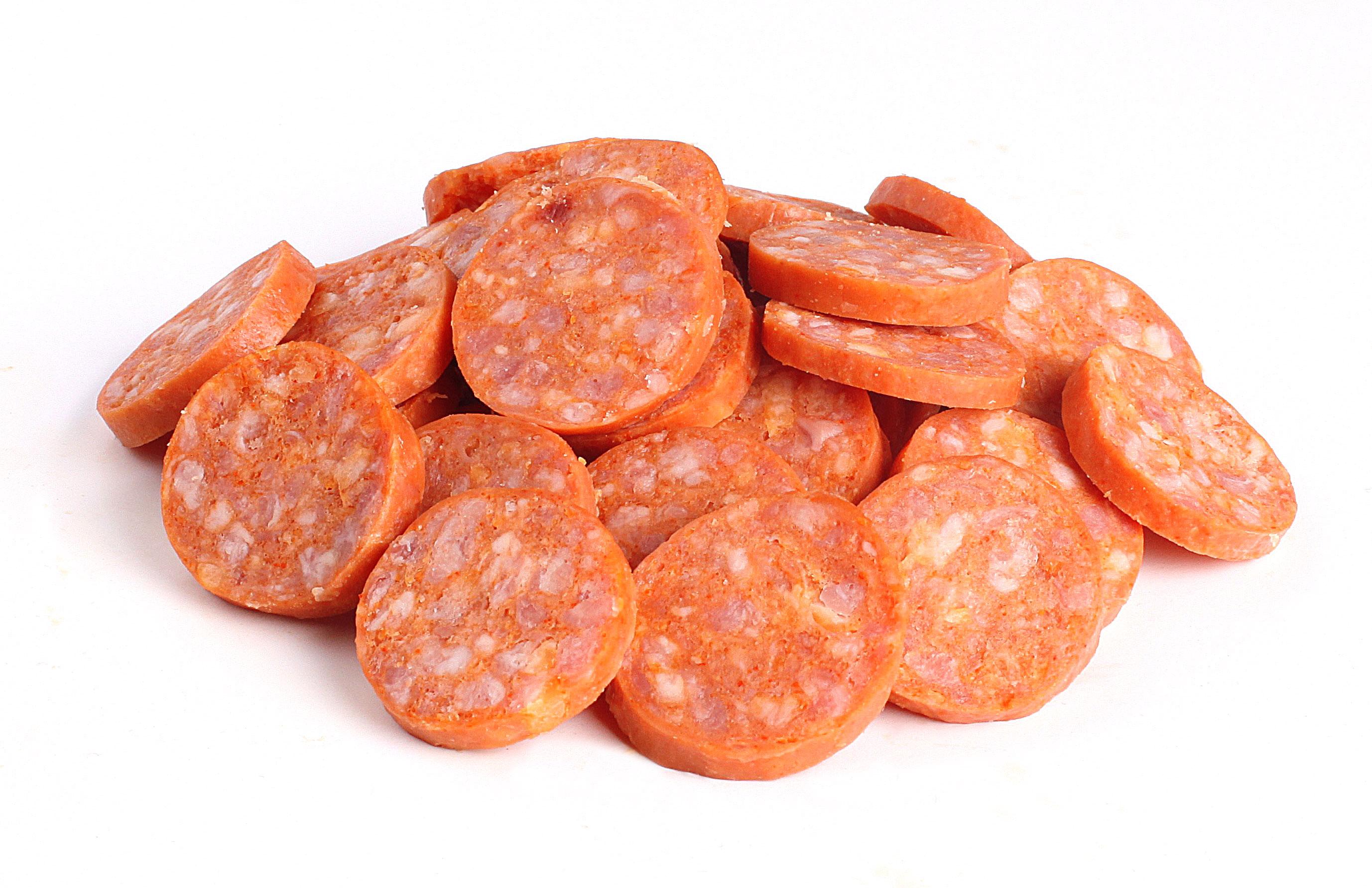 Chorizo Sausage topping icon