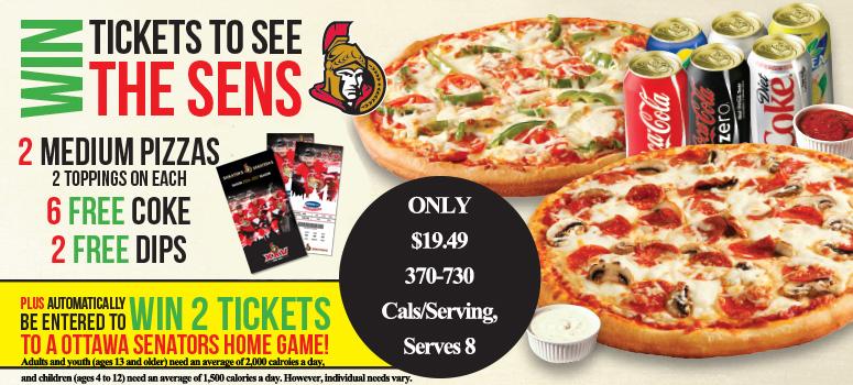 Ottawa Senators Special image contest banner