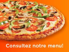 Consultez  notre menu!