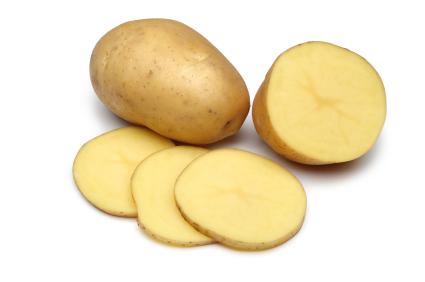 Potato slice topping icon