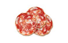 Salami topping icon
