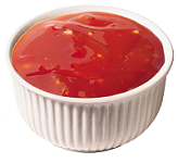 Fiery Red Hot Sauce fueled by TABASCO® topping icon