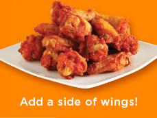 Add a Side of Wings
