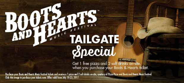 Boots & Hearts image contest banner