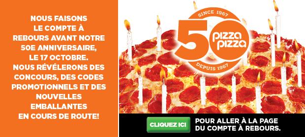Compte à rebours 50 image contest banner