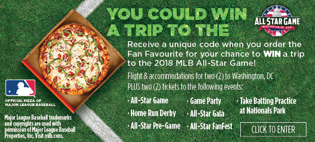 MLB All-Star Game Contest image contest banner