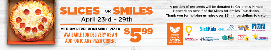 Slices for Smiles