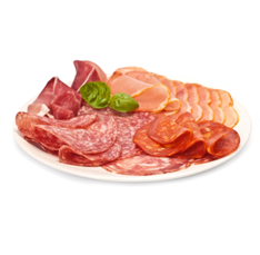 Meats topping icon