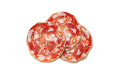 Genoa Salami topping icon