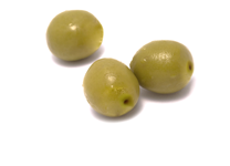 Olives vertes topping icon