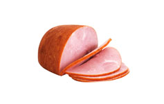 Italian ham topping icon