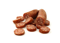 Saucisse épicée italienne topping icon