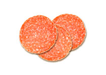 Pepperoni (style new-yorkais) topping icon