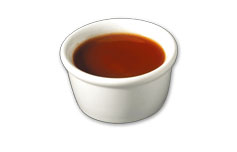 Sauce BBQ topping icon