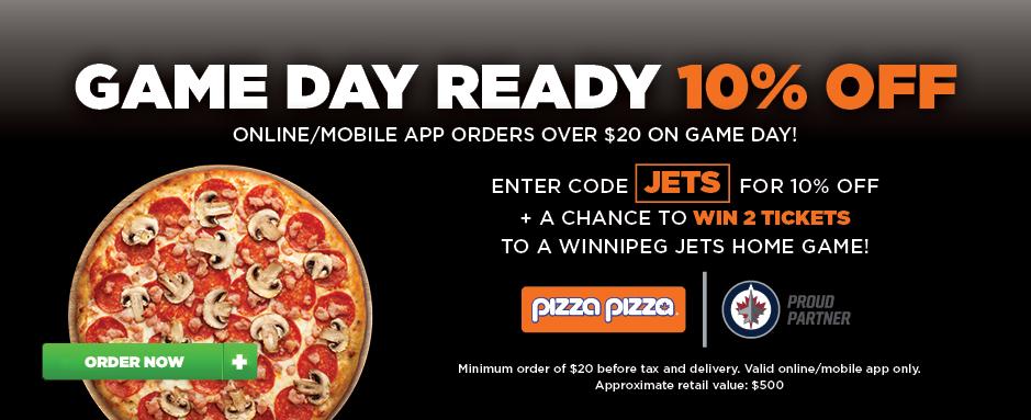 Winnipeg Jets image contest banner