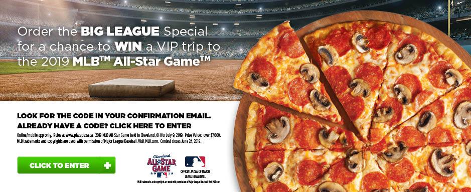 MLB Contest image contest banner